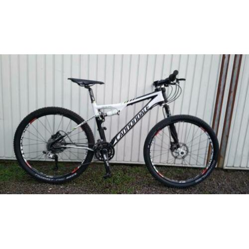 Cannondale Scalpel Lefty CARBON fully