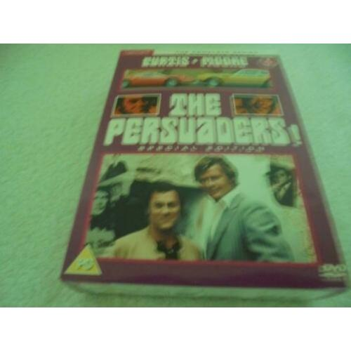 DVD - The Persuaders (speciale editie).