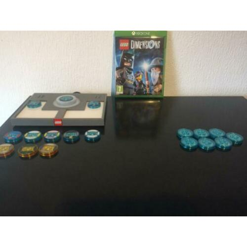 Xbox One game - LEGO Dimensions pakket