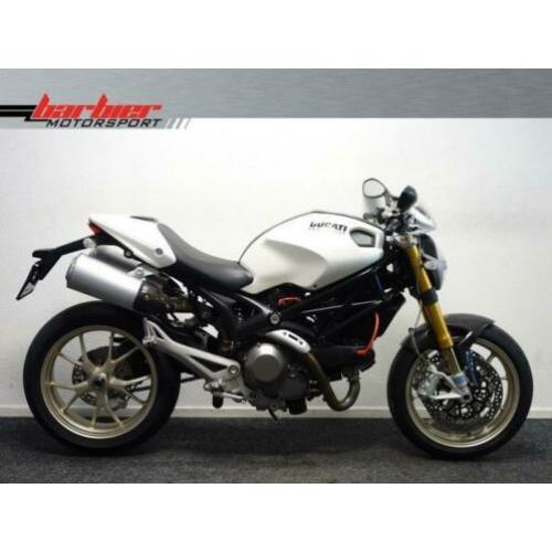 Supermooie Ducati MONSTER 1100 S (bj 2009)