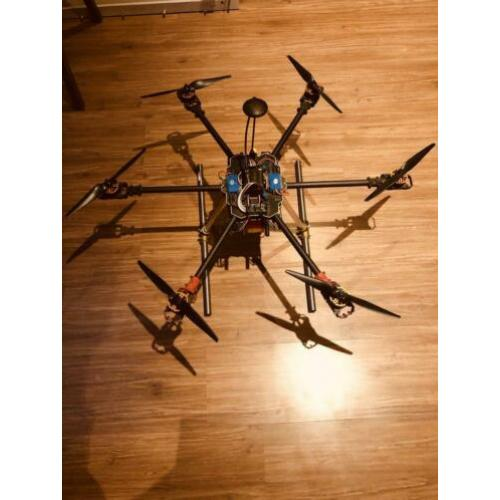 Drone quadcopter.
